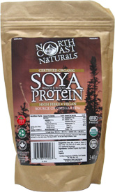 Organic Soy Protein by North Coast Naturals