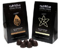 Vegan Chocolate Truffles by Nutritious Delicious