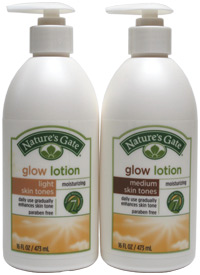 Glow Lotion by Nature's Gate