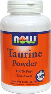 Vegan Taurine Powder by NOW