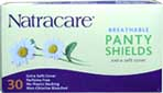 Natracare Panty Shields