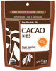 Organic Unsweetened Raw Cacao Nibs by Navitas Naturals