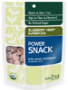 Blueberry Hemp Power Snacks by Navitas Naturals