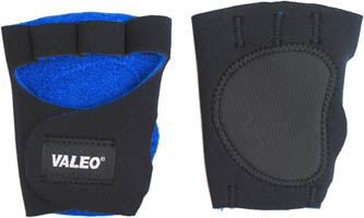 Non-Leather Weightlifting Gloves by Valeo