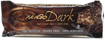NuGo Dark Chocolate Crisp Bars
