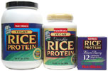 Vegan Brown Rice Protein Powder by NutriBiotic