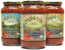 Organic Pasta Sauces by Organicville