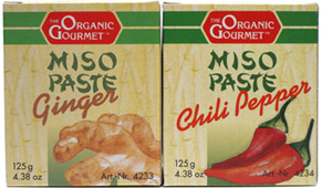 Organic Miso Paste by The Organic Gourmet