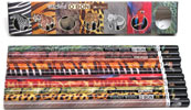 Recycled Newspaper Pencils by O�Bon � Wildlife Design