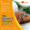 Ocean's Delight Vegan &quot;Fish&quot; Patties by ecoVegan