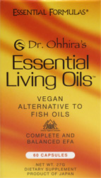 Dr. Ohhira's Essential Living Oils by Essential Formulas