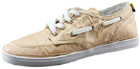 On Deck Sneaker by Unstitched Utilities – Women's Light Brown