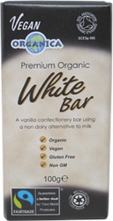&quot;White Chocolate&quot; Bar by Organica