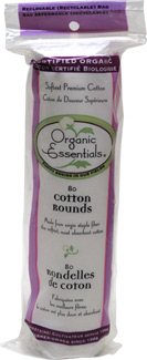 Organic Cotton Rounds by Organic Essentials