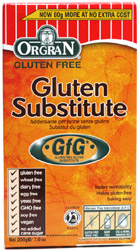 Orgran Gluten-Free Gluten Substitute