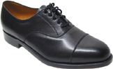Mens Comfort Oxford by Sanders  Black