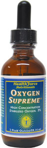 Oxygen Supreme by HealthForce Nutritionals
