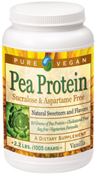 Pure Advantage Natural Pea Protein