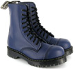 Airseal Steel-Toe Para Boot by Vegetarian Shoes - Blue