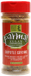 Chipotle Cayenne Parma! Vegan Parmesan by Sister River Foods