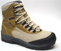 Path Finder Hemp Hiking Boot by Wicked Hemp  Natural Hemp