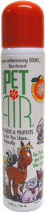 Pet Air Non-Aerosol Odor Eliminator and Insect Repellent