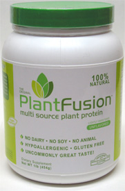 PlantFusion Multi-Source Plant Protein