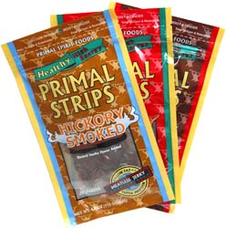 Primal Strips Vegan Jerky - 4 oz