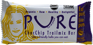 Pure Organic Raw Food Bars