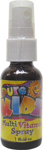 Pure Kidz Multivitamin Spray