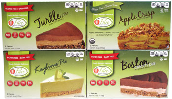 Raw Organic Vegan Pies by Pure Market Express