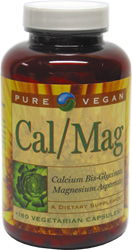 Calcium/Magnesium Supplement by Pure Vegan
