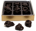 Vegan Earthly Delights Chocolate Clusters by Rose City