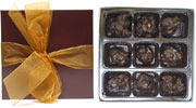 9-Piece Chocolate &amp; Nuts Collection by Rose City