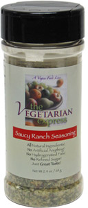 Saucy Ranch Seasoning by Vegetarian Express