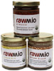 Rawmio Raw Organic Chocolate Almond Spreads