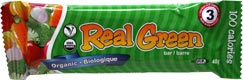 Real Green Organic Fruit and Veggie Bar