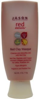 Jason Red Elements Red Clay Masque