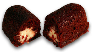 Red Velvet Dillo by Cakewalk Baking Co.