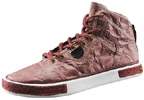 Redefined Mid Sneaker by Unstitched Utilities – Men's Burgundy