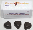 Wild at Heart Raspberry Truffles by Rescue Chocolate