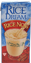 Rice Nog by Rice Dream