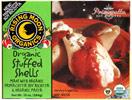 Vegan Organic Stuffed Shells by Rising Moon Organics
