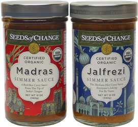 Seeds of Change Organic Simmer Sauces