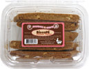 Cinnamon Hazelnut Biscotti by Sweet & Sara