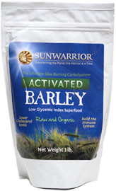 Sun Warrior Raw Activated Barley Superfood