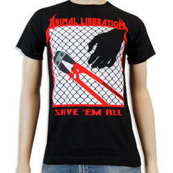 Save 'Em All T-Shirt by Motive Company