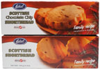 Imported Scottish Shortbread Cookies by Eskal