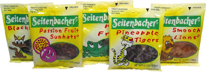 Seitenbacher Fruity Gummi Candies