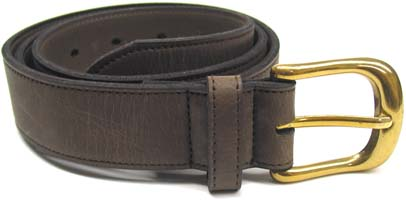 Select Belt by Vegetarian Shoes - Brown
